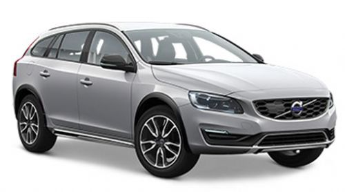 Volvo V60 Cross Country -2018